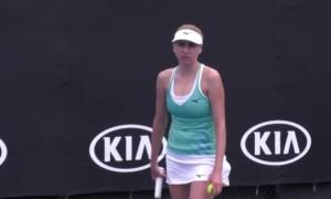 Кіченок невдало стартувала у парі на Australian Open