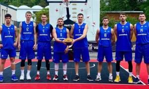 Збірна України 3х3 побореться за останню путівку на Олімпіаду