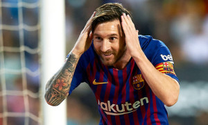 Мессі частіше всіх перемагав Реал на Сантьяго Бернабеу