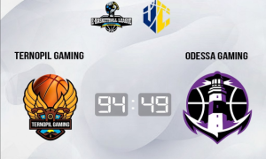 Ternopil Gaming розгромив Odessa Gaming у чемпіонаті України