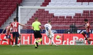 Атлетіко - Реал 1:1. Огляд матчу