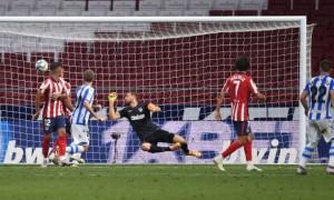 Атлетіко - Реал Сосьєдад 1:1. Огляд матчу