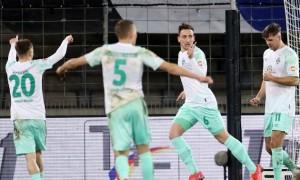 Вердер переміг Армінію у 20 турі Бундесліги