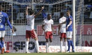 Ліон здобув важку перемогу над Страсбуром у 7 турі Ліги 1