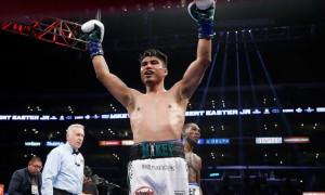 Гарсія: Мій шлях у боксі триватиме ще 3-5 років