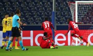 Зальцбург впевнено вийшов до групового етапу Ліги чемпіонів