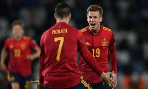 Грузія - Іспанія 1:2. Огляд матчу