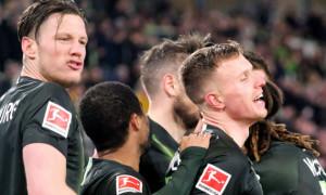 Вольфсбург - Майнц 4:0. Огляд матчу