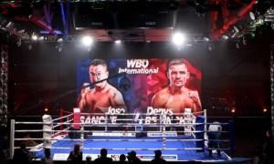 K2 Promotions зазнала збитків після вечору боксу у Броварах