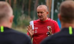 Григорчук: Після чемпіонства привітали з Вернидубом один одного