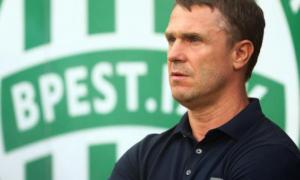 Ребров: Ференцварошу потрібно знову вигравати чемпіонат