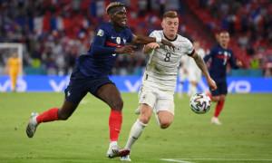 Визначено найкращого гравця матчу Франція - Німеччина