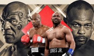 Тайсон та Джонс не визначили сильнішого в бою за титул WBC Frontline Battle