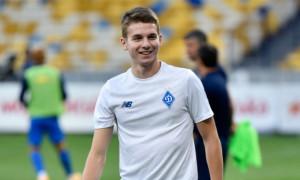 Захисник Динамо потрапив до збірної тижня Ліги Європи