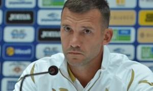 Саленко вказав на вибір Шевченка у матчі проти Іспанії
