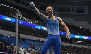 Пахнюк завоював бронзу на Європейських іграх