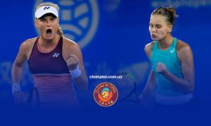 Ястремська - Кудерметова: онлайн-трансляція 1/4 фіналу Tianjin Open. LIVE