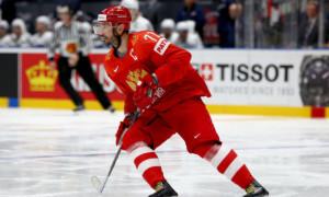 Капітан збірної Росії з хокею п'є пиво після кожної гри