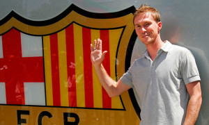 Глєб: Роналдіньо і Деку приходили п'яними на тренування Барселони