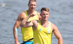 Друге срібло українських веслувальників на Європейських іграх