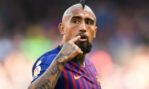 Відаль розірве контракт з Барселоною заради переходу в Інтер