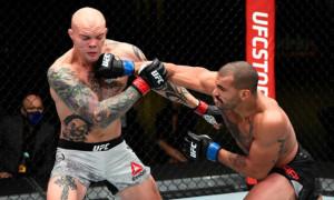 Сміт переміг Кларка. Результати турніру UFC Fight Night 184