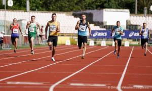 Легкоатлети з Донецької області найкраще виступили на чемпіонаті України