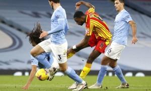 Манчестер Сіті зіграв внічию з Вест Бромвічем у 13 турі АПЛ