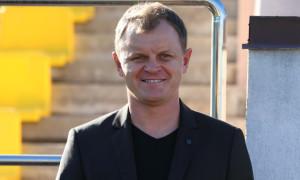Березовчук став спортивним директором Металу