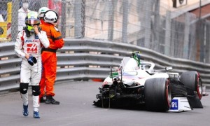 Син Шумахера розбив болід в Монако
