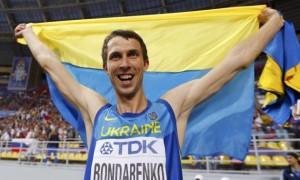 Бондаренко виграв етап Діамантової ліги
