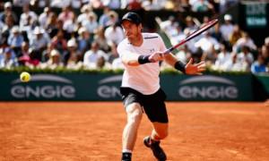 Маррей та Бертенс виграли віртуальний турнір Madrid Open