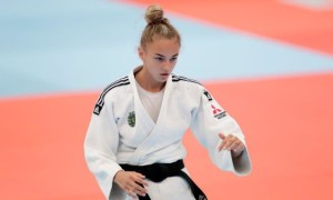 Білодід здобула бронзу на турнірі Grand Slam у Будапешті