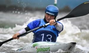 Українка вийшла до фіналу веслувального слалому на Олімпіаді