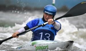 Українська веслувальниця стала восьмою на Олімпіаді