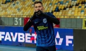 Філіппов: Надіюся дебютувати за збірну України