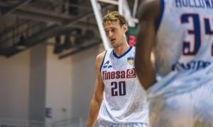 Анікієнко став гравцем БК Київ-Баскет