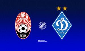 Зоря - Динамо: онлайн-трансляція матчу 18 туру УПЛ. LIVE