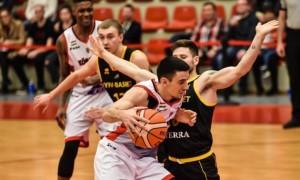 Київ-Баскет зазнав розгромної поразки у Кубку Європи ФІБА
