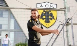 Чигринський може зіграти у фіналі Кубка Греції