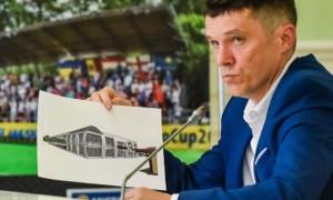 У Києві може з'явитися будинок футболу