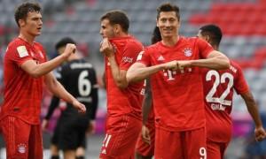 Баварія мінімально здолала Айнтрахт та вийшла в фінал Кубка Німеччини