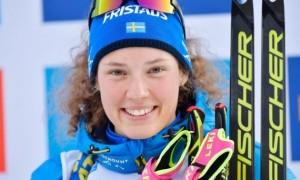 Шведка виграла Малий Кубок світу в індивідуальних гонках