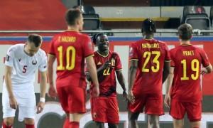 Бельгія - Білорусь 8:0. Огляд матчу
