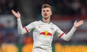 Вернер не зіграє за Лейпциг у Лізі чемпіонів