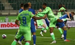 Вольфсбург розібрався із Десною у кваліфікації Ліги Європи