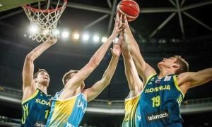 Збірна України програла Словенії в заключному матчі кваліфікації чемпіонату світу