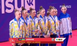 Українки завоювали срібло Універсіади
