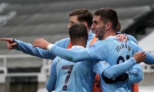 Манчестер Сіті без Зінченка переграв Ньюкасл у 36 турі АПЛ