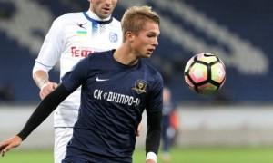 Супряга забив ефектний гол за Дніпро-1